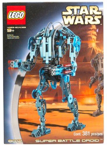 LEGO Star Wars Super Battle Droid (8012) (Lego Super Battle Droid compare prices)