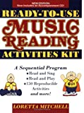 Ready-To-Use Music Reading Activities Kit: A Sequential Approach to Music Reading for Voices and Instruments, CD Enclosed
