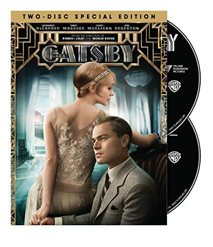 DVD : The Great Gatsby (Special Edition, Ultraviolet Digital Copy, 2 Pack, 2 Disc)