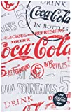 Coca-Cola presented by Now Designs Coca-Cola Printed Dishtowel, Classic Red