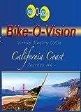 Bike-O-Vision Cycling DVD #4 California Coast