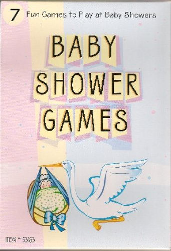HM Smallwares 7 Fun Baby Shower Games to Play