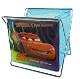 Disney Letter Holder and Organizer, Cars Lightening Mcqueen - 9 Inches