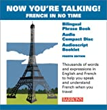Now You're Talking French with CD (0764176684) by Stein, Gail