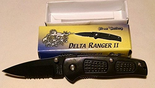 Delta Ranger II (Black)