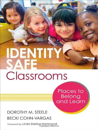 Identity Safe Classrooms: Places To Belong And Learn front-961855