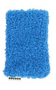 Trendz Mobile Fluffy Phone Sock - Blue