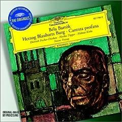 Bartok: Herzog Blaubarts Burg, Cantana profana