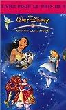 echange, troc Coffret Filles 3 VHS - Vol.1 : La Belle et la Bête 2 / Alice au pays des merveilles / Pocahontas