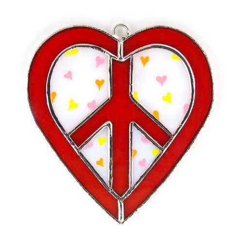 Switchables Peace Heart