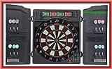 Dartboard Elektronische Dartscheibe Cricket Best Dart-Kabinett Oxford 16 Spieler