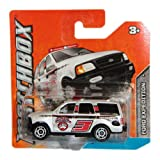 Matchbox Cars - Ford Expedition Vehicle