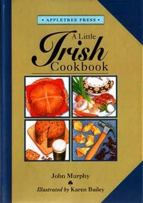 A-Little-Irish-Cook-Book-International-little-cookbooks-Murphy-John-Used-A