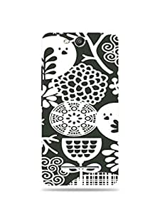alDivo Premium Quality Printed Mobile Back Cover For Micromax Canvas Juice 3 Q392 / Micromax Canvas Juice 3 Q392 Printed Mobile Case / Back Cover (XT-037H)