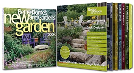 Better Homes and Gardens Landscaping and Deck Designer Bundle