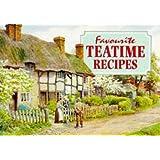 Favourite Teatime Recipes ~ Carole Gregory