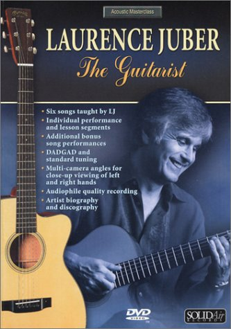 Laurence Juber : The Guitarist
