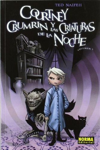 COURTNEY CRUMRIN Y LAS CRIATURAS DE LA NOCHE 1