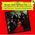 Mozart: Flute Quartets No.1-4