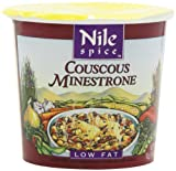 Nile Spice Couscous Minestrone, 1.8 Ounce Cups (Pack of 12)