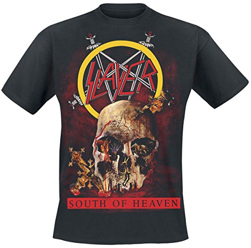Slayer South Of Heaven T-Shirt nero L