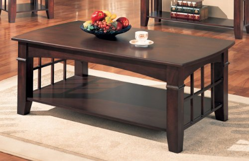 Abernathy Rectangular Coffee Table (B007Z5O41E)