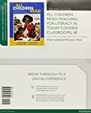 img - for All Children Read: Teaching for Literacy in Today's Diverse Classrooms, Video-Enhanced Pearson eText -- Access Card (4th Edition) book / textbook / text book