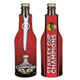 Chicago Blackhawks 2013 NHL Stanley Cup Champions Insulated Bottle Holder Koozie at Amazon.com