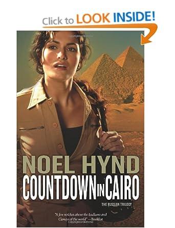 Countdown in Cairo - Noel Hynd