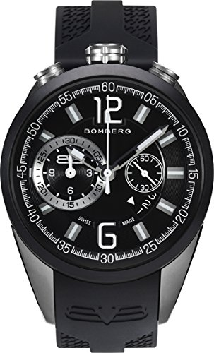 Bomberg NS44CHTT.0079.2 1968 collection Watch - Swiss Made - 44 mm