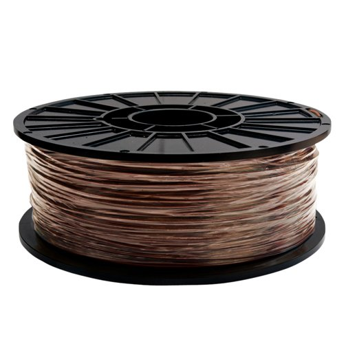 Solidoodle ABS Filament, 1.75 mm, 2 lb. Spool, Chocolate