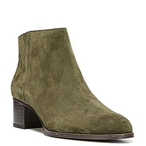 Franco Sarto Artist Collection Catina Women's Boot 5.5 B(M) US Dark Olive
