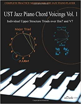 UST Jazz Piano Chord Voicings Vol. 1: Individual Upper