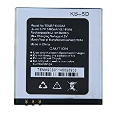 Original Battery For Karbonn TEMPS1300AA For A52Plus