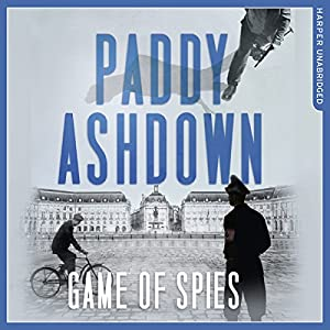 Game of Spies Audiobook