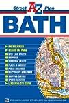 Bath Street Plan (A-Z Street Plan)
