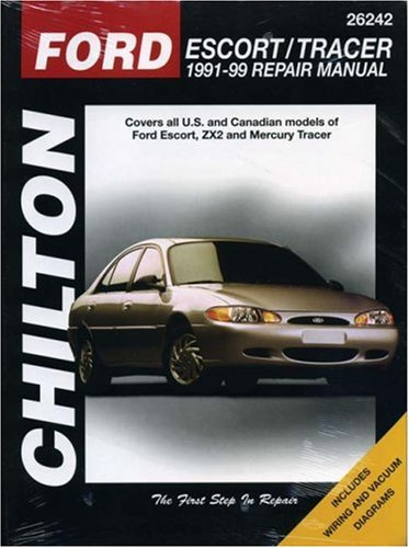 top free books online ford escort tracer 1991 99 covers. Black Bedroom Furniture Sets. Home Design Ideas