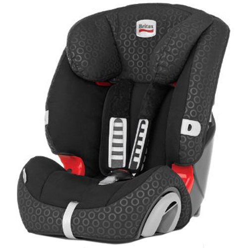 Britax Evolva Group 1-2-3 Car Seat (Billy)