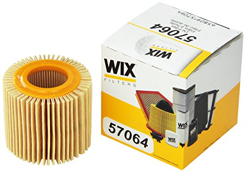 WIX Filters - 57064 Cartridge Lube Metal Free, Pack of 1 (Scion Xd 2008 Oil Filter compare prices)