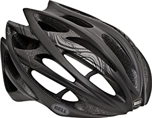 Bell Gage Stripes Bike Helmet by Bell