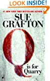Q Is For Quarry (Kinsey Millhone Book 17)