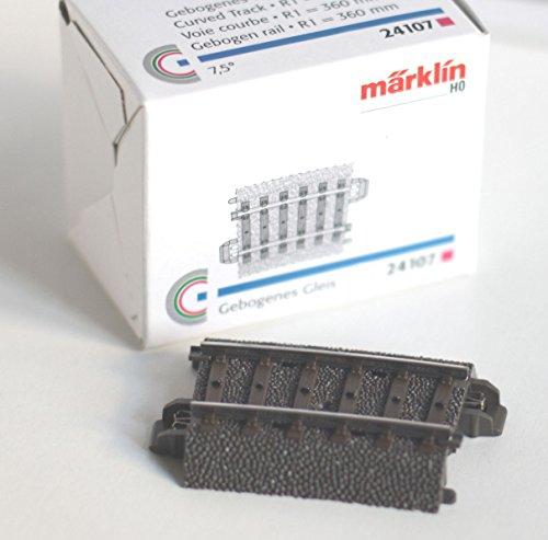 Mrklin-24107-Gleis-gebogen-R-360-mm-75-Grad-1-Gleis