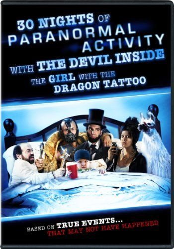 30 Nights of Paranormal Activity With the Devil [DVD] [2012] [Region 1] [US Import] [NTSC]