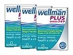 Vitabiotics Wellman Multivitamin Plus...