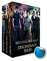 Descendants Series: Box Set by Melissa Wright ebook deal