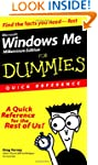 Windows Me For Dummies Quick Ref (For...