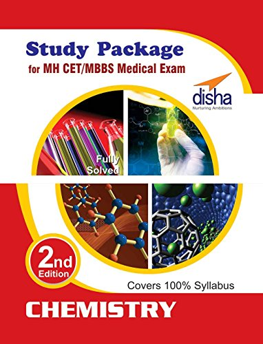 Study Package for MH CET MBBS Medical Exam: Chemistry