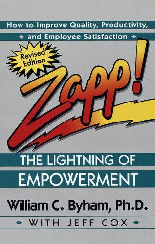 Zapp! The Lightning of Empowerment: How to Improve...