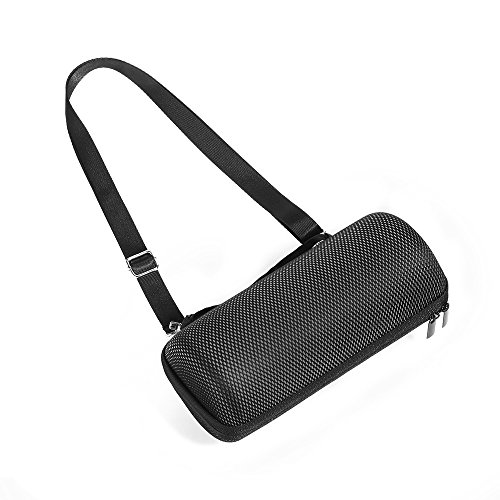 Click to buy [Upgraded Release] Pushingbest Hard EVA Case Zipper Sleeve Portable Protective Pouch Bag Box Cover for JBL Charge 3 - With Belt - From only $9.99