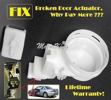 D094RK 00-06 Mercedes Benz CL55 CL500 CL600 W215 Door Lock Actuator Repair Kit 00 01 02 03 04 05 06